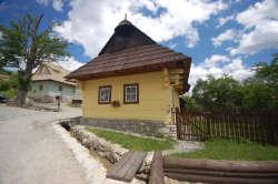 Vlkolinec - UNESCO