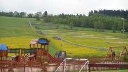 Skiareal Obri sud - Javornik-Bobbahn