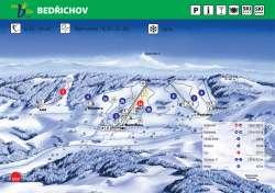Skiareal Bedrichov