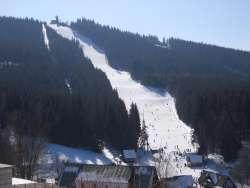 Skiareal Tanvaldsky Spicak