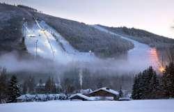 Skischanzen in Harrachov