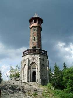 Aussichtsturm Stepanka