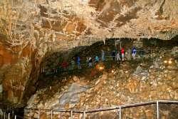 Bozkover Tropfsteinhöhlen