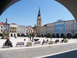 Stadt Jicin