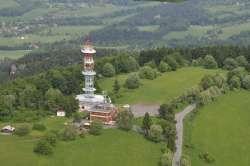 Kozakov - Aussichtsturm