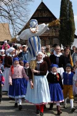 Volksfeste in Dolanky bei Turnov