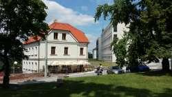 Beliebtes Kaffeehaus Burget 10 min. ab Haus