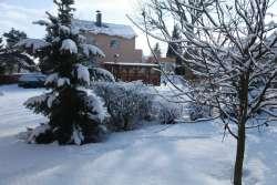 Villa JOSKA im Winter