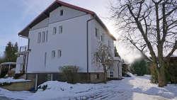 Haus Joska - Einfahrt