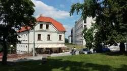Beliebtes Cafe Burget in der Altstadt